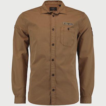 Košile O´Neill LM Twill Shirt Hnědá