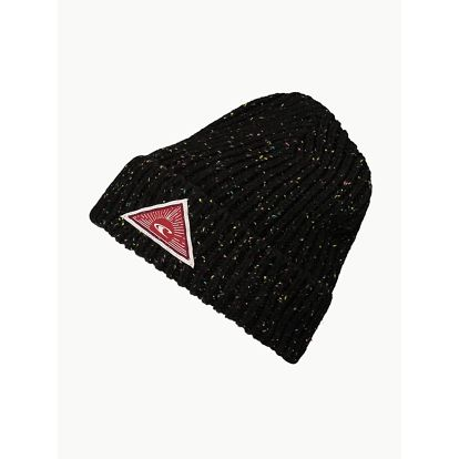 Čepice O´Neill BW Prism Wool Mix Beanie Černá