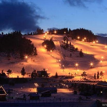 Super lyžovačka v Pieninách se skipasem a neomezeným wellnessem ve Wellness Rezortu Eland***+