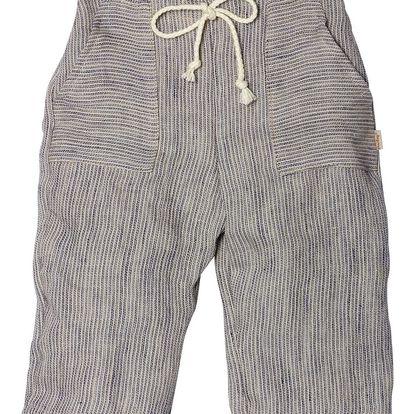 Maileg Kalhoty s proužky - mega, multi barva, textil