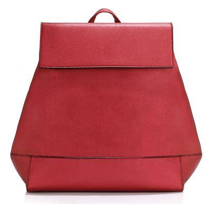 Dámský vínový batoh Sasha 435