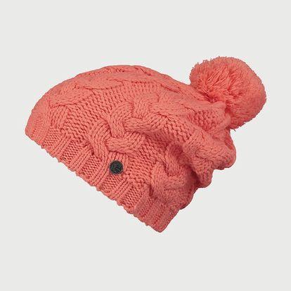 Čepice O´Neill BW Sera Wool Alpaca Mix Beanie Oranžová