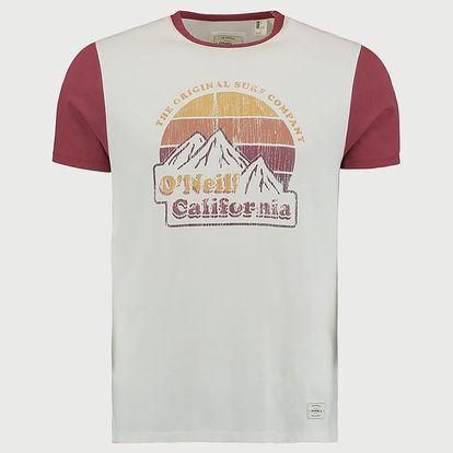 Tričko O´Neill LM Take Me To.. T-Shirt Bílá