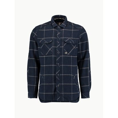 Košile O´Neill LM Mountain Overshirt Modrá