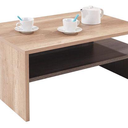 Konferenční stolek laura, 90/42/60 cm
