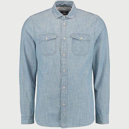 Košile O´Neill LM Jacks Chambray Shirt Modrá