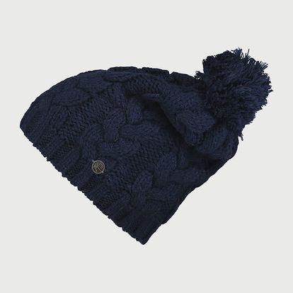 Čepice O´Neill BW Sera Wool Alpaca Mix Beanie Modrá