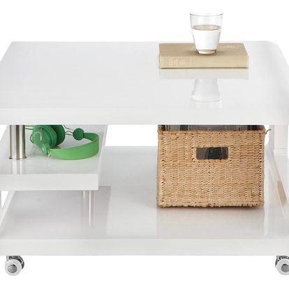 Konferenční stolek marilyn, 80/42/80 cm