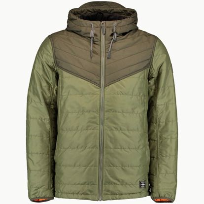 Bunda O´Neill AM Transit Jacket Zelená