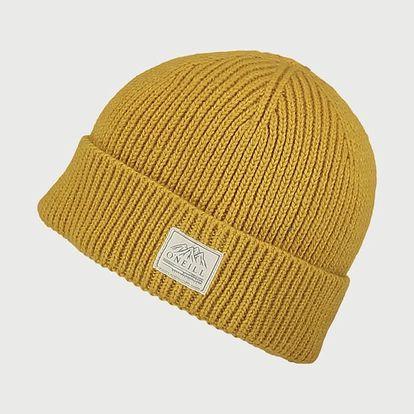 Čepice O´Neill BM Bouncer Wool Mix Beanie Žlutá