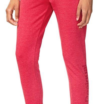 Desigual červené dámské sportovní kalhoty Essential