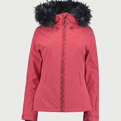 Bunda O´Neill PW Curve Jacket Červená