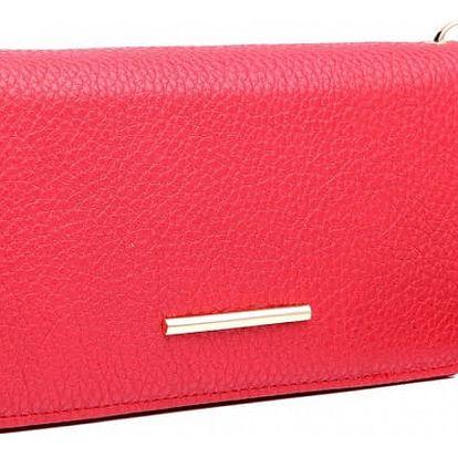 Dámská červená peněženka Francesca 6683