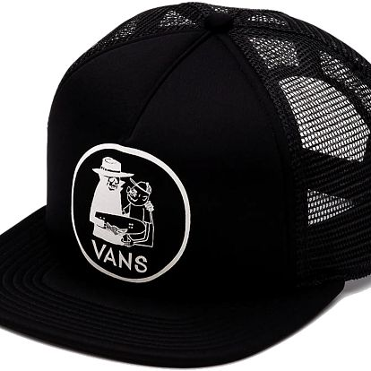 Kšiltovka Vans Hanai Trucker black univerzální velikost
