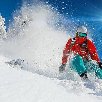 Jednodenní zájezd pro 1 na lyžovačku v rakouském Hinterstoderu