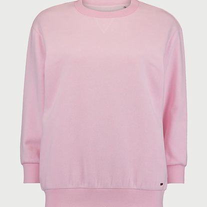 Mikina O´Neill LW Essentials Crew Sweatshirt Růžová