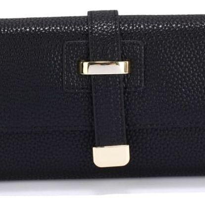Dámská černá peněženka Erin 1057