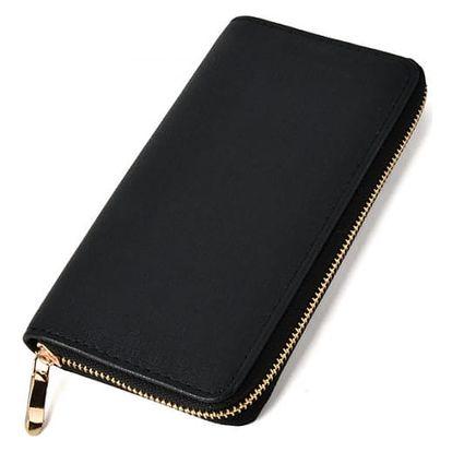 Dámská černá peněženka Halle 457