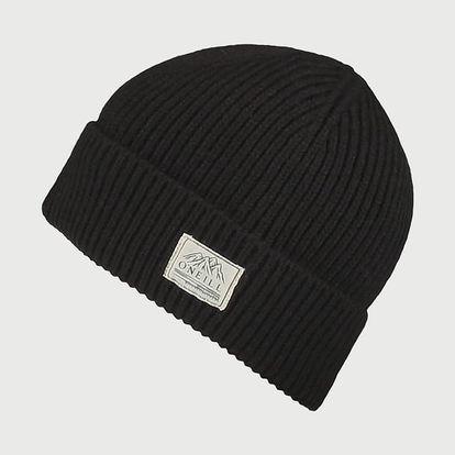 Čepice O´Neill BM Bouncer Wool Mix Beanie Černá