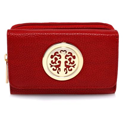 Dámská vínová peněženka Ruth 1052A