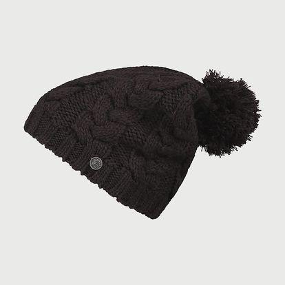 Čepice O´Neill BW Sera Wool Alpaca Mix Beanie Černá