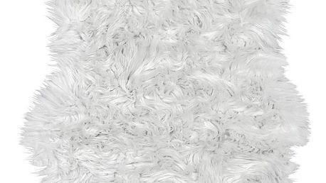 Kůže ovčí melissa, 60/90 cm