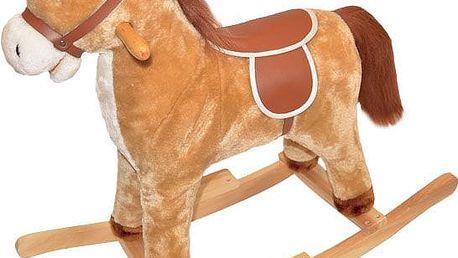WIKY Kůň houpací, 74 x 28 x 65 cm