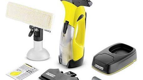 Čistič oken Kärcher WV 5 Premium Non Stop Cleaning Kit (1.633-447) žlutý + Doprava zdarma