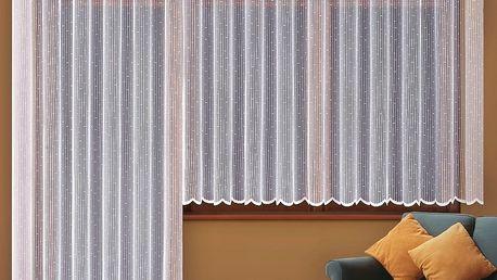Forbyt Záclona Dora, 400 x 160 cm