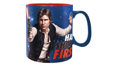 Herní předměty ABYstyle Star Wars – Han Solo, hrnek, 460ml