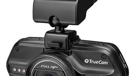 Autokamera TrueCam A7S černá + DOPRAVA ZDARMA