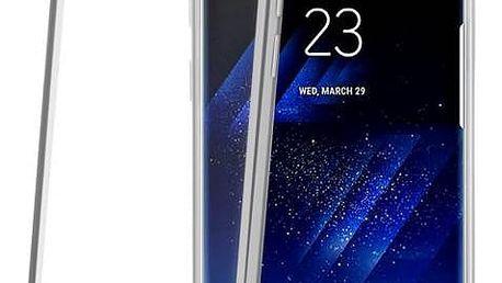 Kryt na mobil Celly Laser pro Samsung Galaxy S8 (LASER690SV) stříbrný