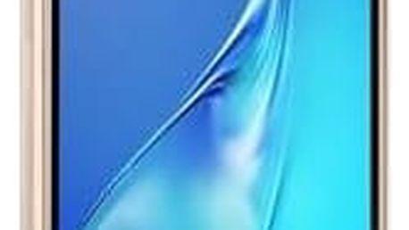 Mobilní telefon Samsung Galaxy J3 2016 (SM-J320) Dual SIM (SM-J320FZDDETL) zlatý + Doprava zdarma