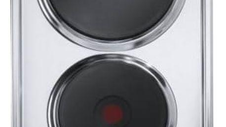Elektrická varná deska Mora VDE 310 X nerez + Doprava zdarma