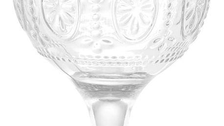 Sklenička na červené víno st Remy, 15 cm