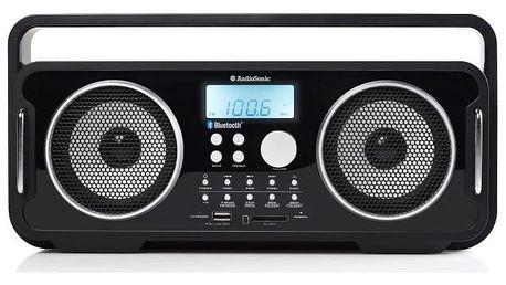 Audiosonic RD-1556, černá