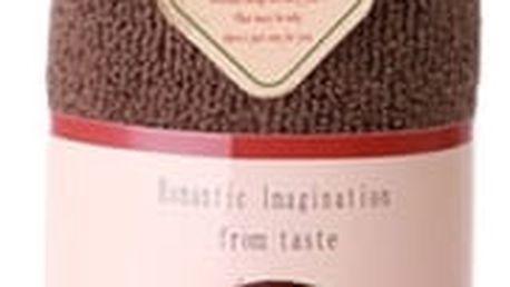 Ručník ve tvaru láhve vína - 3 barvy