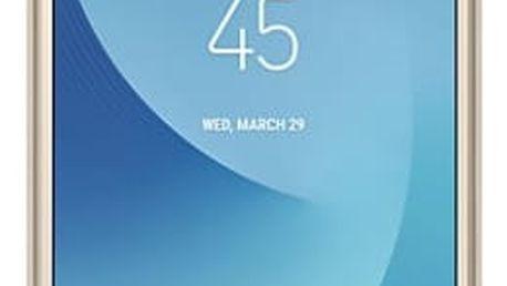 Galaxy J3 2017 LTE gold + Držák ZDARMA
