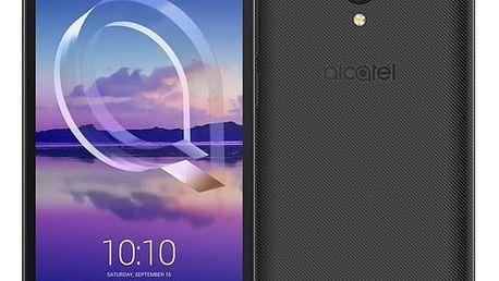 Mobilní telefon ALCATEL U5 HD 5047D Dual SIM (5047D-2AALE11) černý