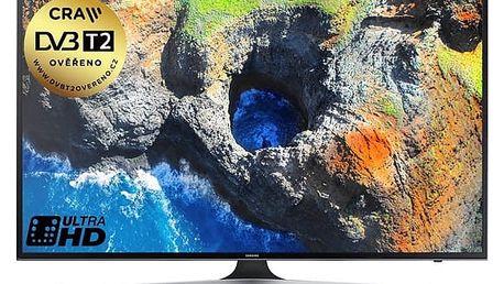 Televize Samsung UE50MU6172 černá + DOPRAVA ZDARMA