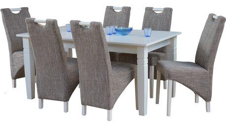 Jídelní stůl BIANCA 20