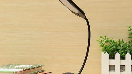 Nastavitelná stolní LED lampa