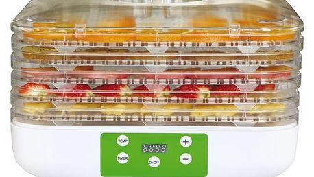 Sušička ovoce Guzzanti GZ 505 bílá