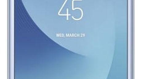 Galaxy J3 2017 LTE silver + Držák ZDARMA
