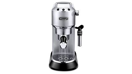 Espresso DeLonghi DEDICA EC 685.M stříbrné + Doprava zdarma