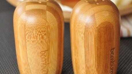 Bambusová slánka a pepřenka Bambum Piparo - doprava zdarma!