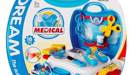 Kouzelný kufr - Sada malý doktor