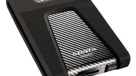 "Externí pevný disk 2,5"" ADATA HD650 1TB (AHD650-1TU3-CBK) černý"