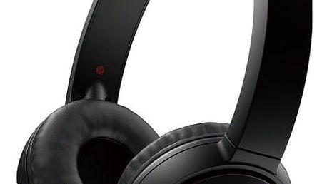 Sluchátka Sony MDR-ZX330BT (MDRZX330BT.CE7) černá + DOPRAVA ZDARMA