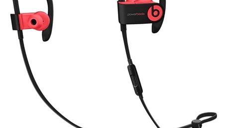 Sluchátka Beats Powerbeats3 Wireless (MNLY2ZM/A) černá/červená + DOPRAVA ZDARMA